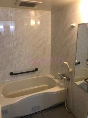 【浴室】フォレステージュ谷町