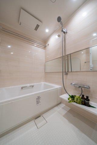 【浴室】クレッセント麻布2