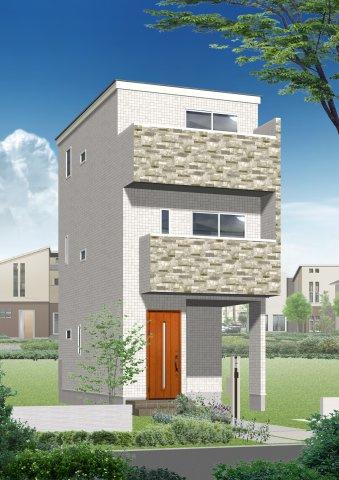 朝霞市栄町2丁目 新築戸建1棟の画像