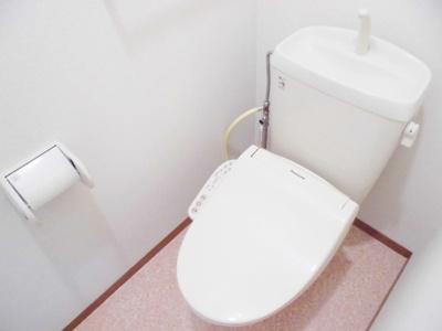 【トイレ】サンシャインハイツB棟