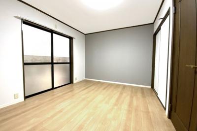 《洋室約7帖③》1階にあるお部屋も約7帖のスペース。4LDKの全ての寝室が約7帖です。