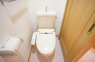 【トイレ】クラール・ハイムA