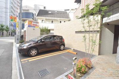 【駐車場】ファーストステージ福島パークサイド