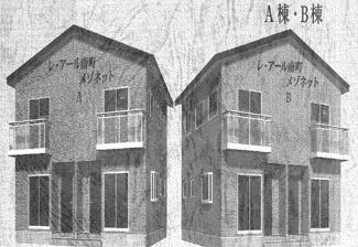 【外観】レ・アール南町A