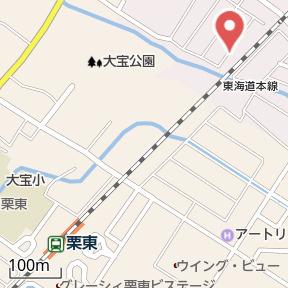 【地図】グレイス リバー