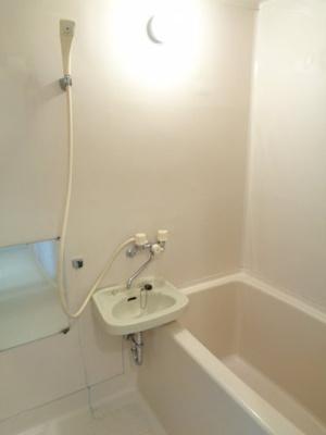 【浴室】スカイハイツ舟見
