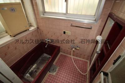 【浴室】練馬区貫井5丁目 中古一戸建 西武池袋線 中村橋駅