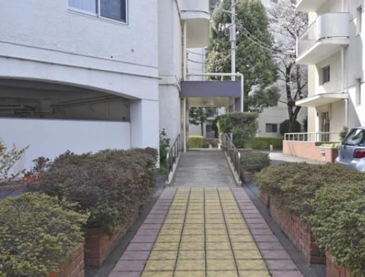 【その他共用部分】武蔵野グリーンタウンC棟