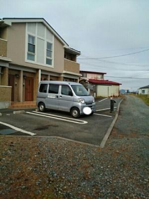 【駐車場】サニーパーク・KⅢ
