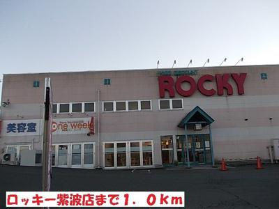 ロッキー紫波店まで1000m
