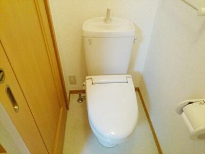 【トイレ】サニーパーク・KⅢ