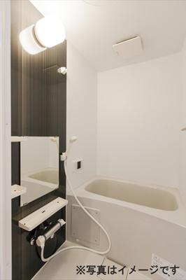 【浴室】フォレストコート東今里 仲介手数料無料