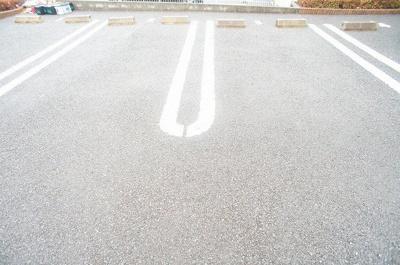 【駐車場】グランデ カーサD