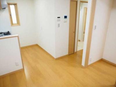 【居間・リビング】メゾン三宿 2人入居可 シェア可 お子様可 独立洗面台