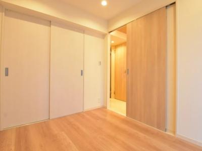モンファイエ菊川の洋室です。