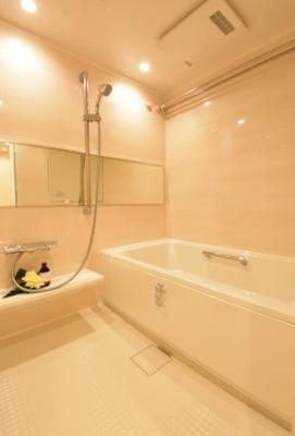 モンファイエ菊川のお風呂です。