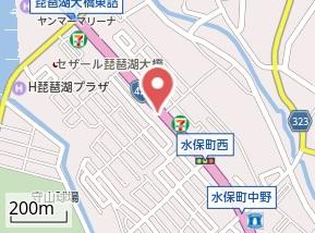 【地図】リアン メゾン