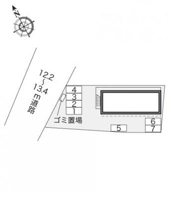 【区画図】レオパレスホワイトベース