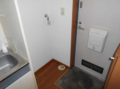 【設備】コランダムハウス バストイレ別 室内洗濯機置場 ネット1M無料