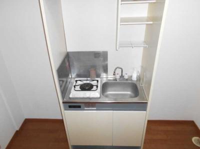 【キッチン】コランダムハウス バストイレ別 室内洗濯機置場 ネット1M無料