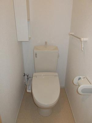 【トイレ】フローリッシュガーデン水保