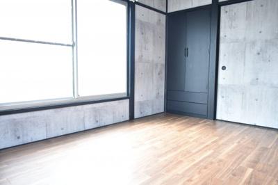 【寝室】南区六ッ川アパート