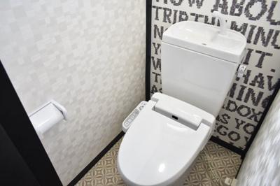 【トイレ】南区六ッ川アパート