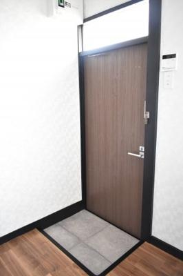 【玄関】南区六ッ川アパート