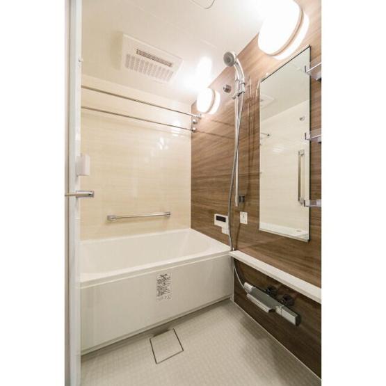 【浴室】ドゥーエ西馬込