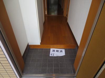 【玄関】ベルコート井の頭