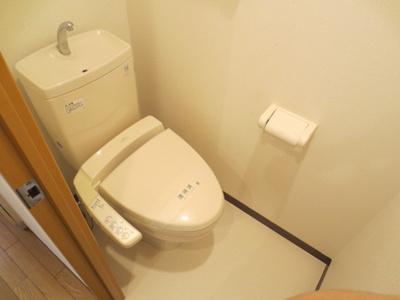 【トイレ】ベルコート井の頭