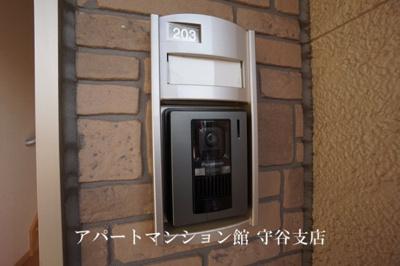 【玄関】サイドウォーク