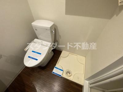 【トイレ】メインステージ西天満 T's square