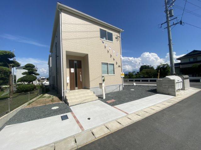 【外観】クレイドルガーデン 熊本市南区富合町上杉 第1 7号棟