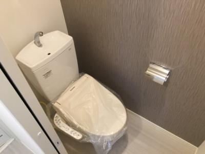 【トイレ】プレステージ三宮東