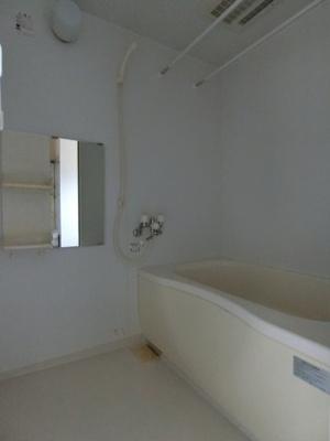 【浴室】プレジールB棟
