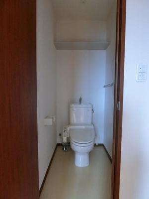 【トイレ】プレジールB棟