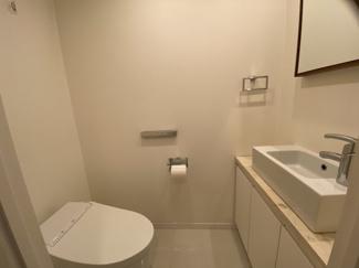 【トイレ】サンウッド白金三光坂