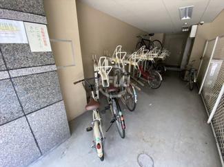 サムティ北浜大手通 駐輪場