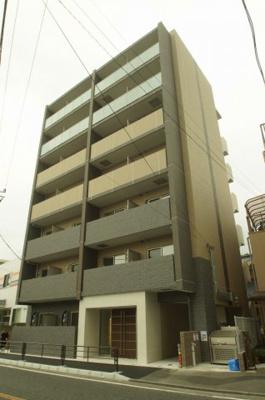 横須賀線「新川崎駅」徒歩9分の賃貸マンションです。
