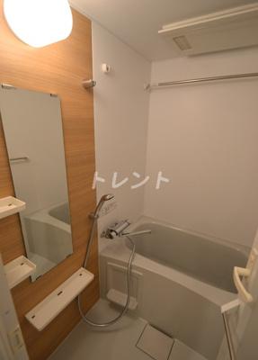 【浴室】カーサスプレンディッド新中野