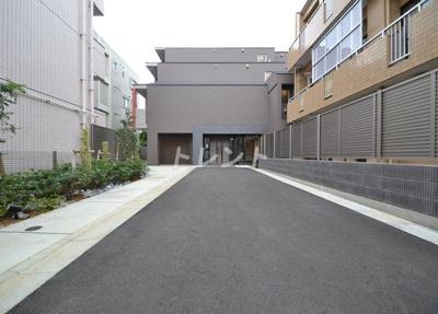 【外観】カーサスプレンディッド新中野