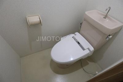 【トイレ】第Ⅲ山菱マンション