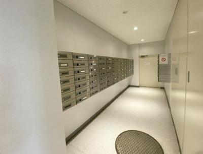 大森山王リハイムのメールボックスです。