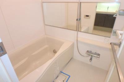 【浴室】レジデンス両国駅前
