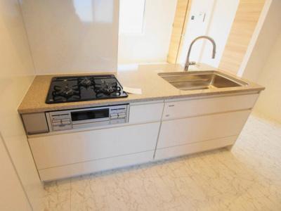 【キッチン】ルミナスSⅡ