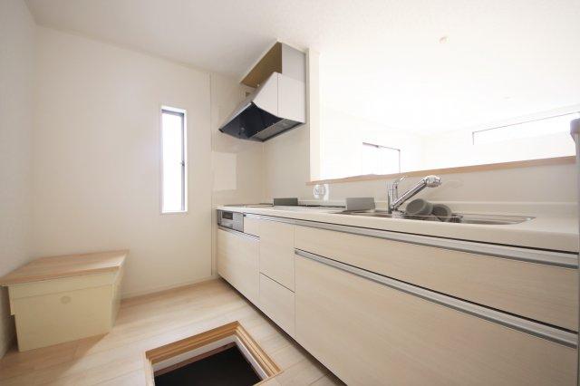1号棟 きれいなキッチンです