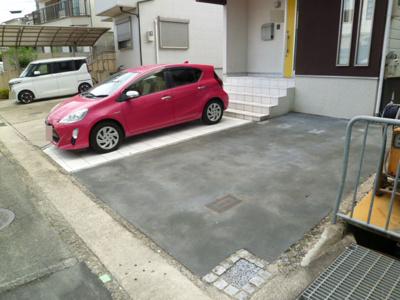 2台駐車可能