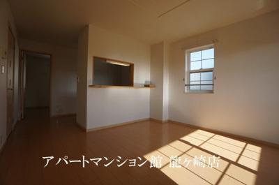 【居間・リビング】カーサ・ソラーレ