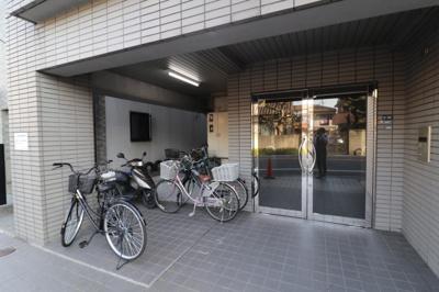 【駐車場】メゾンボーノボーノ